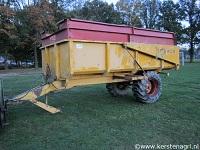 Veenhuis kipper 10 ton